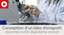 Conception d'un labo d'anapath
